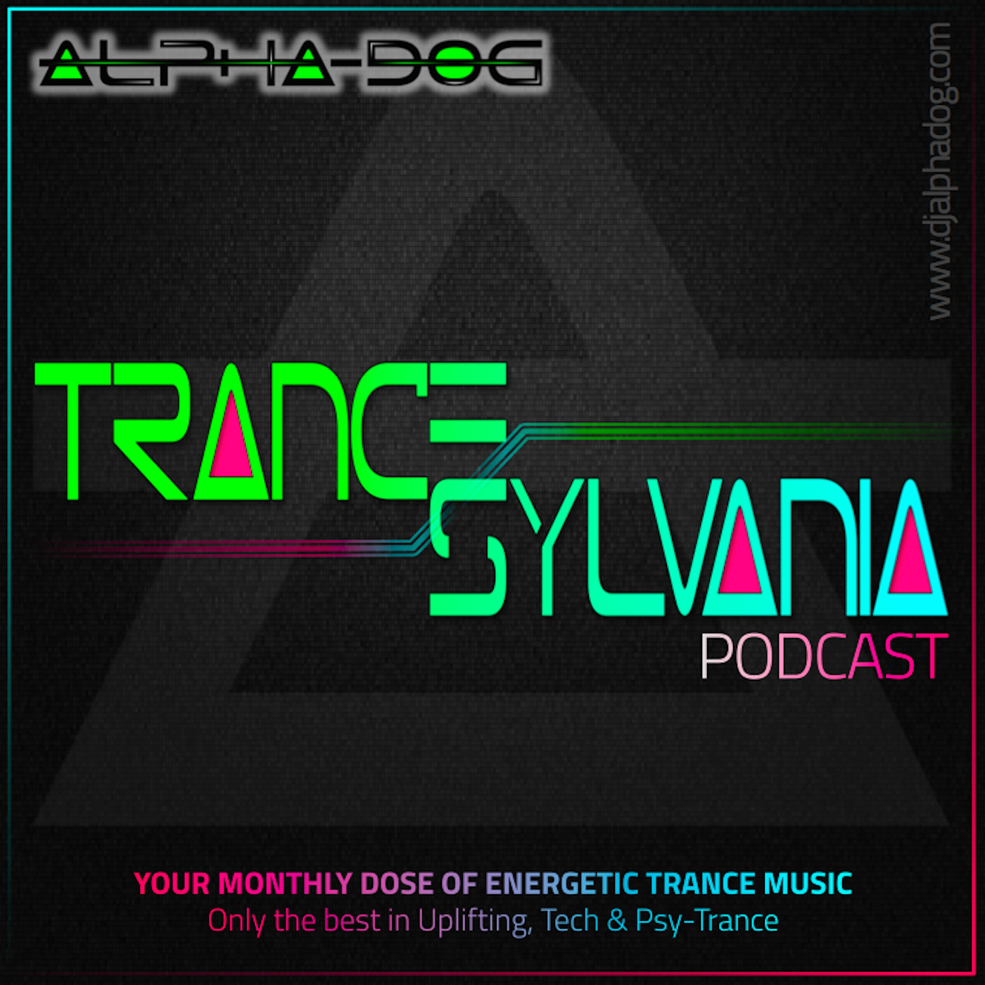 TranceSylvania - Trance Podcast by Alpha-Dog